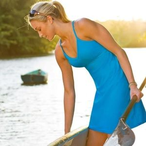 Athleta Shorebreak Dress S
